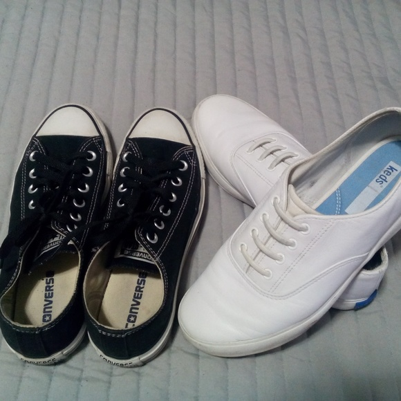 Converse Shoes - Converse and Keds Sneakers both for one price a97611314